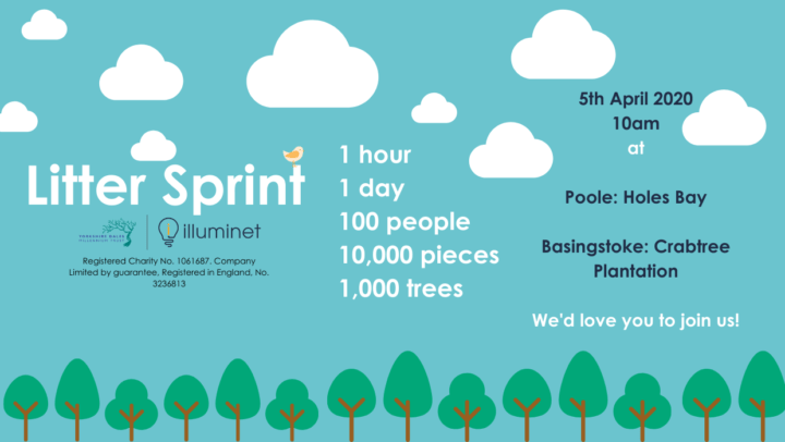 POSTPONED: The Litter Sprint, Everything you need to know
